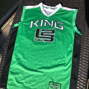 Lebron James King Team Jersey